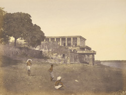 Dwelling of a Baboo, Chandernagore